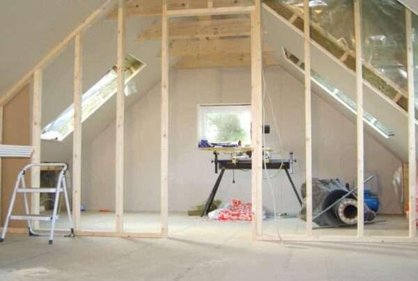 Moestrup Tømrer renovering